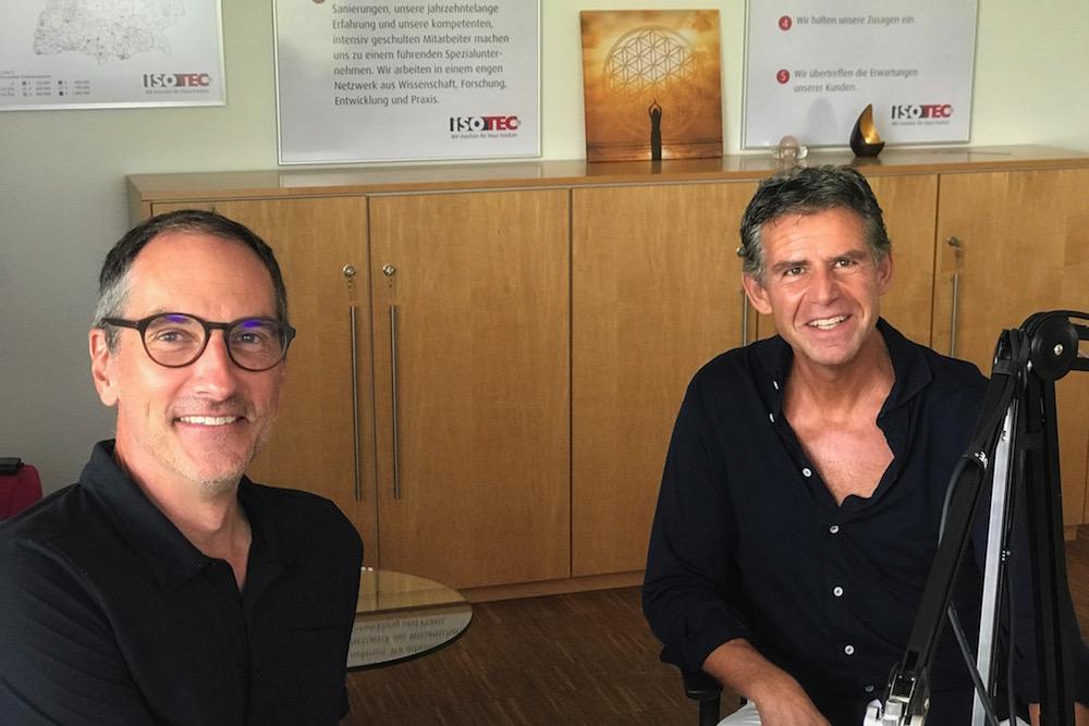 Lars Bobach und Horst Becker - ISOTEC