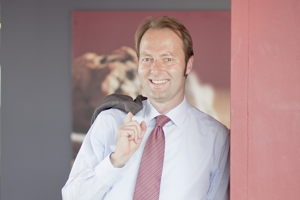 Jochen Pollotzek, Kamps GmbH