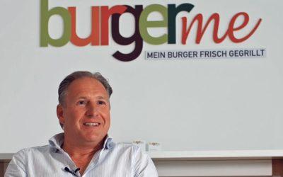 Stephan Gschöderer, burgerme