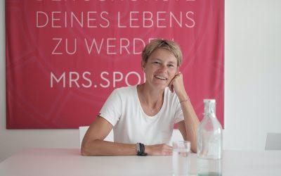 Carina Dworak, Mrs.Sporty