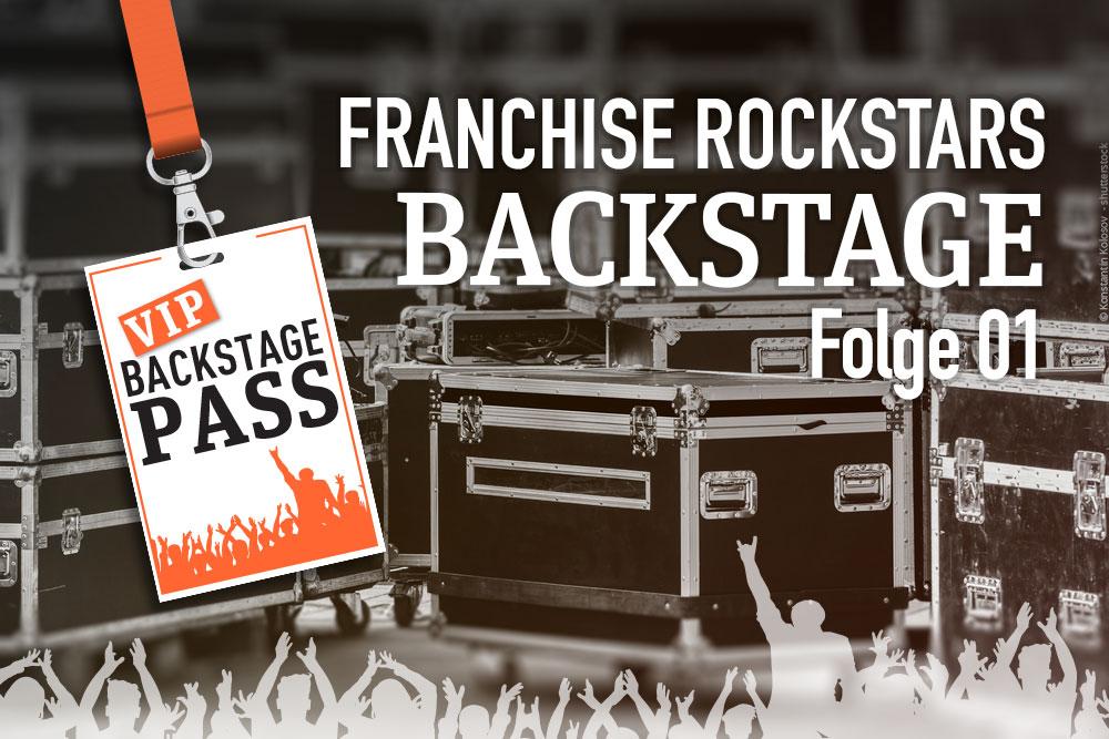 Franchise Rockstars Backstage Podcast