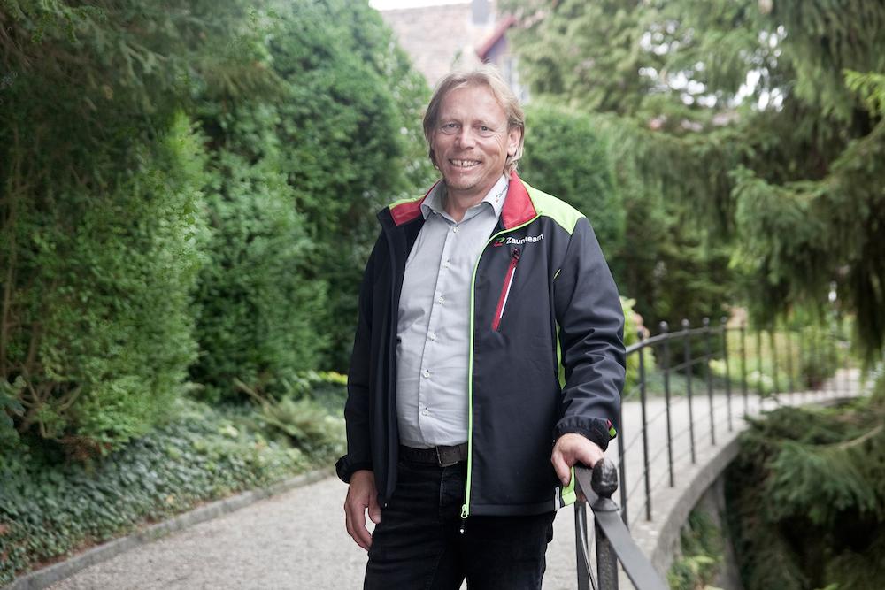 Walter Hübscher, Zaunteam