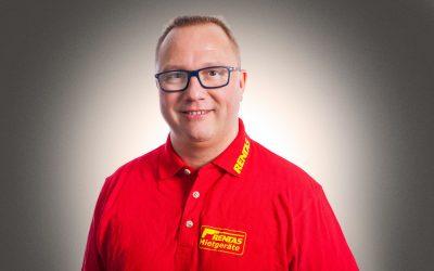 Stefan Trippler, Rentas Mietgeräte GmbH